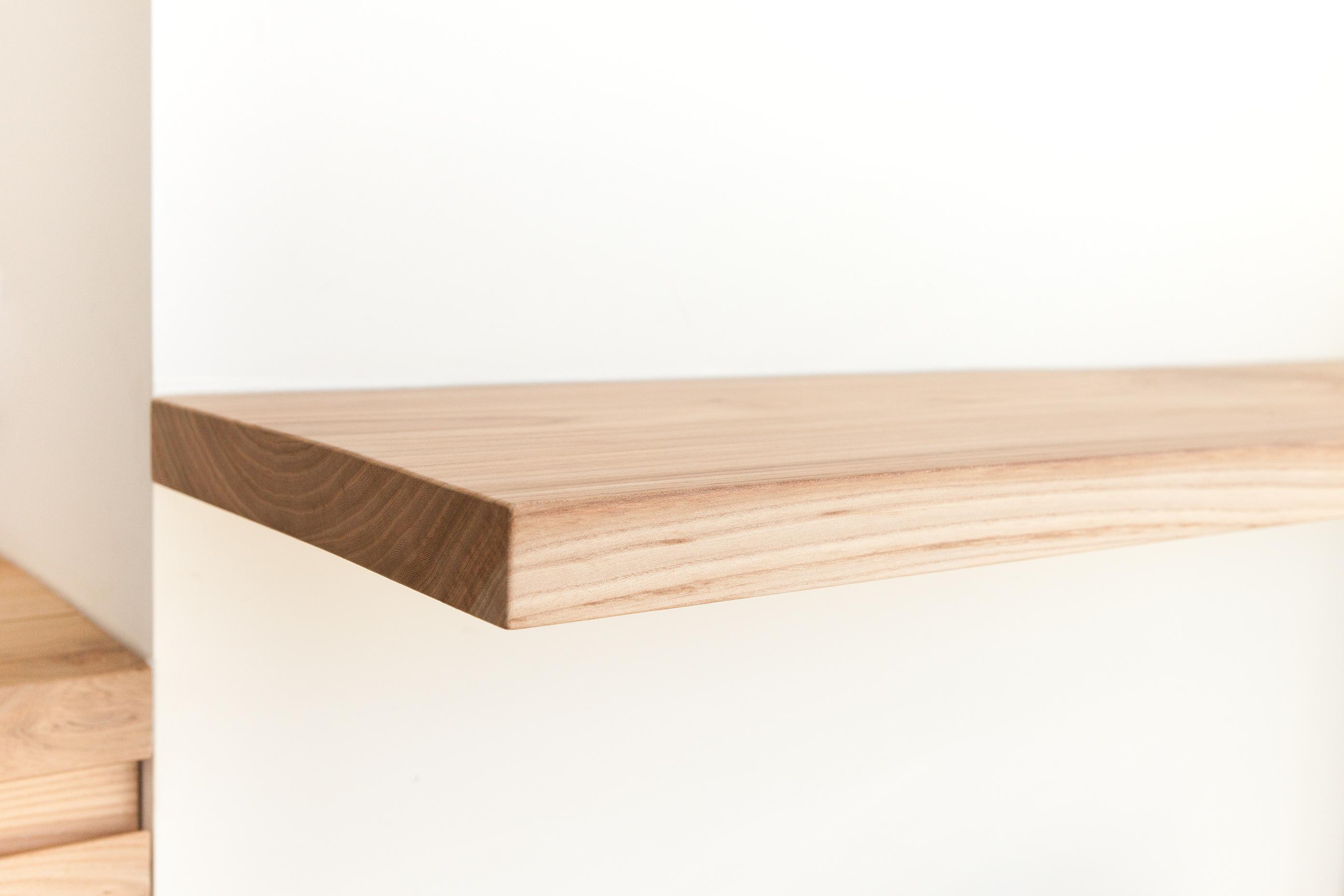 Wandplank 30 Cm.Houthandel Van Steen